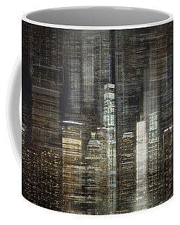 City Tetris Coffee Mug