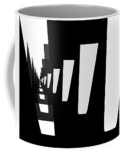 City Trees Coffee Mug by Bob Wall