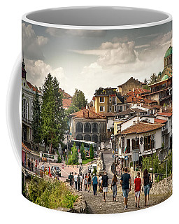 City - Veliko Tarnovo Bulgaria Europe Coffee Mug