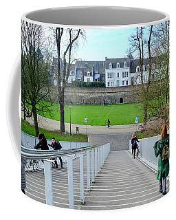 City Wall Maastricht Coffee Mug