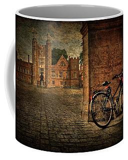 City Wheels Coffee Mug