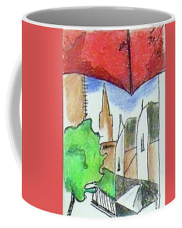Cityscape 963 Coffee Mug