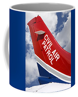 Civil Air Patrol Aircraft Coffee Mug