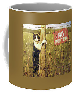Civil Disobediance Coffee Mug