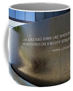Civil Rights Memorial Coffee Mug
