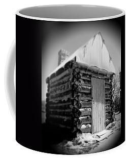 Civil War Cabin 2 Coffee Mug