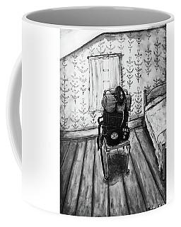 Rhode Island Civil War, Vacant Chair Coffee Mug