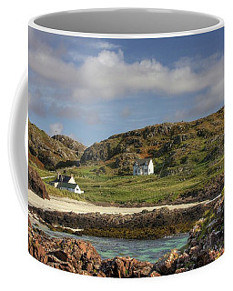 Clachtoll Beach Coffee Mug