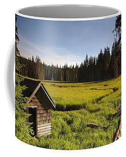 Clackamas Meadow Pump House- 2 Coffee Mug