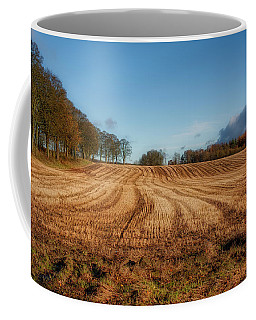 Coffee Mug featuring the photograph Clackmannanshire Countryside by Jeremy Lavender Photography