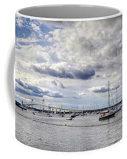 Claiborne Pell Newport Bridge Coffee Mug