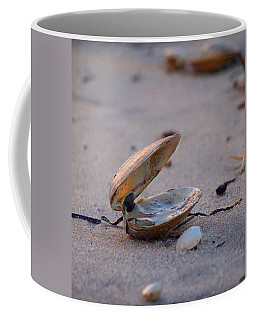 Clam I Coffee Mug by  Newwwman