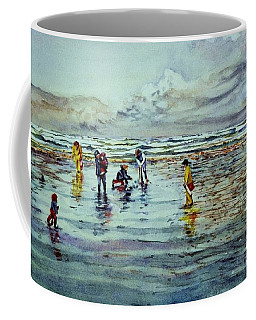 Clamdigging Family Coffee Mug