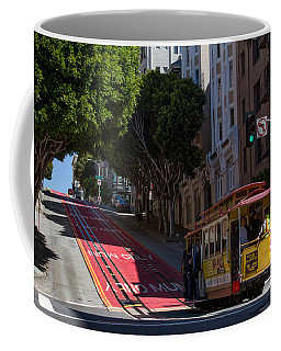 Clang Clang Goes The Cable Car Coffee Mug