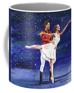 Clara's Nutcracker Coffee Mug