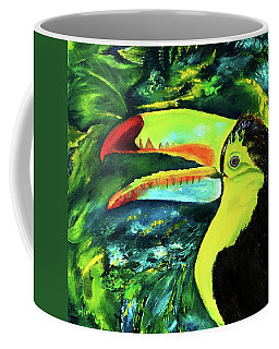 Clara's Toucan Coffee Mug
