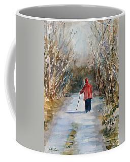 Clare's Lane Coffee Mug