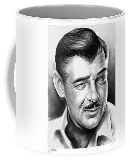 Clark Gable 26aug17 Coffee Mug