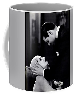 Coffee Mug featuring the photograph Clark Gable In A Free Soul by R Muirhead Art