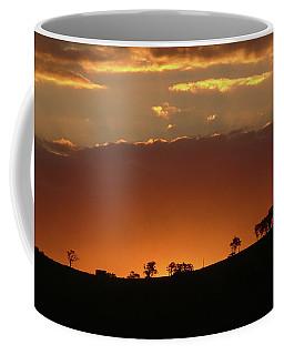Clarkes Road II Coffee Mug by Evelyn Tambour