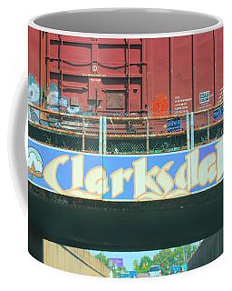 Clarksdale Overpass Coffee Mug