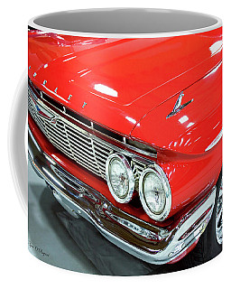 Classic 61 Impala Car Coffee Mug