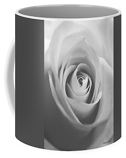 Classic Bw Rose Coffee Mug