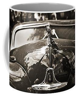 Classic Car Detail - Dodge 1948 Coffee Mug
