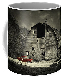 Coffee Mug featuring the photograph Classic Chevrolet  by Julie Hamilton