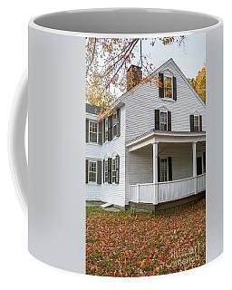 Classic Colonial Home Coffee Mug