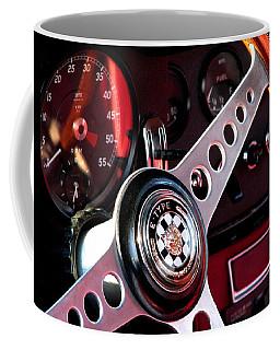 In The Drivers Seat Coffee Mug