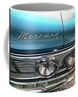 Classic Mercury Automobile - 1963 Comet Coffee Mug