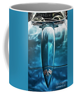Classic Muscle - Corvette Roadster Coffee Mug