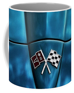Classic Muscle - Corvette Roadster Coffee Mug