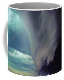 Classic Nebraska Shelf Cloud 029 Coffee Mug