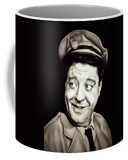 Classic Ralph Kramden Coffee Mug by Fred Larucci