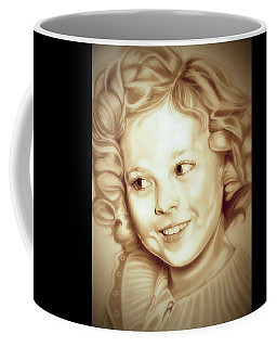Classic Shirley Temple Coffee Mug