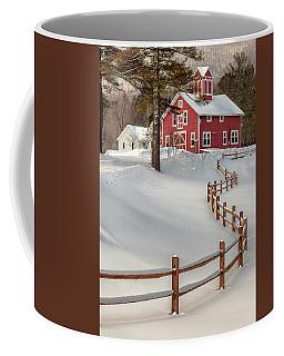 Classic Vermont Barn Coffee Mug