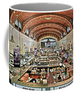 Classic Westside Market Coffee Mug by Frozen in Time Fine Art Photography