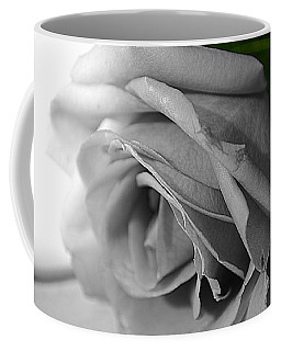 Classic White Rose Coffee Mug