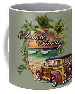 Classic Woody Coffee Mug