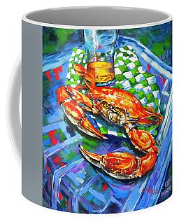 Claw Daddy Coffee Mug