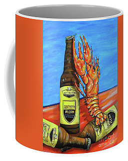 Claw Opener Coffee Mug