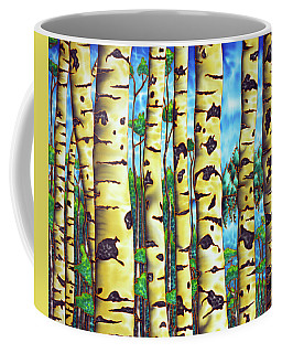 Clay Bank Birch Coffee Mug