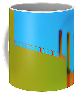 Clean Pipes Coffee Mug by Jan W Faul