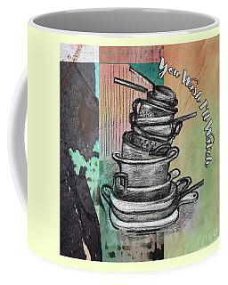 Clean Your Kitchen  Coffee Mug
