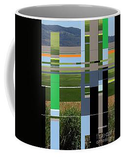 Clear Lake Coffee Mug by Andrew Drozdowicz