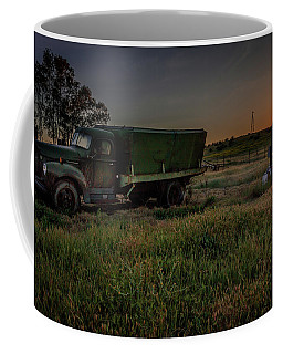 Clear Morning Sunrise Coffee Mug