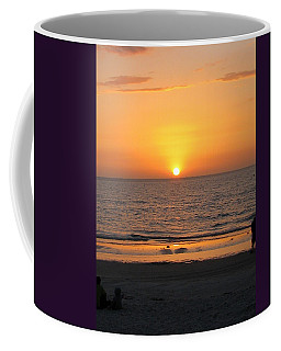 Clear Sunset Coffee Mug