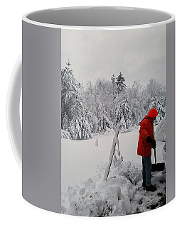 Clearing A Path Coffee Mug